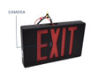 4K WiFi Exit Sign Hidden Camera