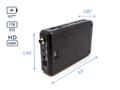Lawmate Analog/Digital Portable DVR