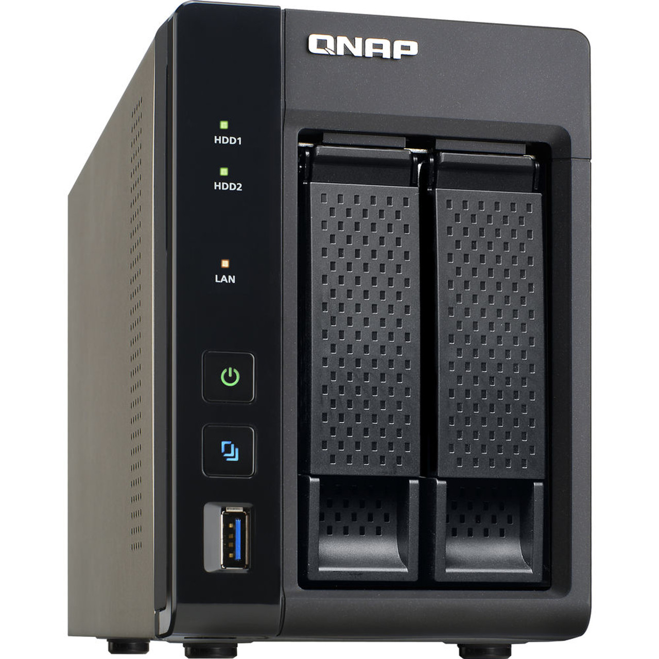 QNAP 2-Bay QTS-Linux Private NAS and IoT Applications