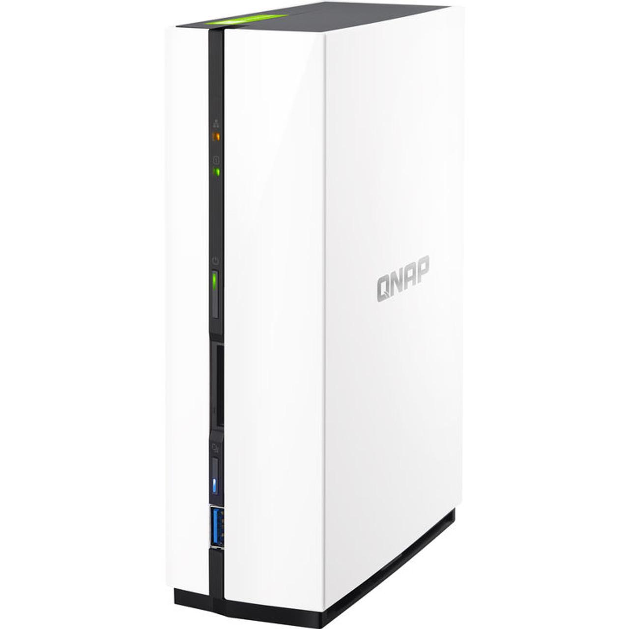 QNAP 1-Bay Personal Cloud NAS for Backup with DLNA