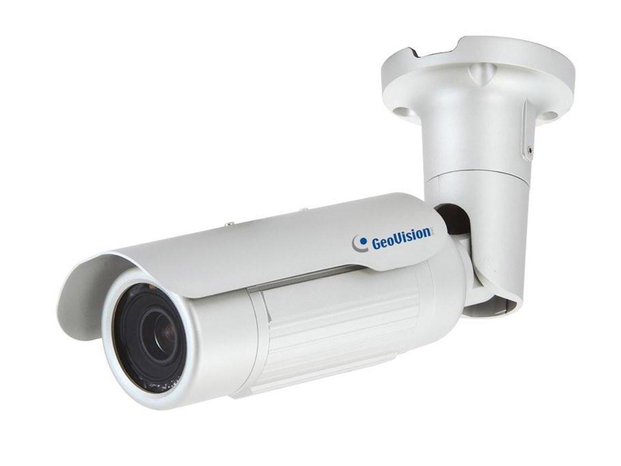 GeoVision 3MP Zoom WDR IR IP Bullet Camera