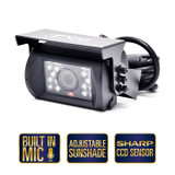 Full HD 130° Backup Camera | 18 infra-Red Illuminators | RVS-770613-HD