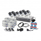 8-Channel 1080p DVR with 1TB HD & 8 Bullet Cameras