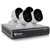 4-Channel 1080p DVR with 1TB HD & 4 Cameras
