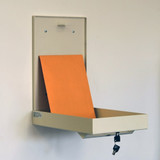 Protex Low-Profile Wall Mount Drop Box