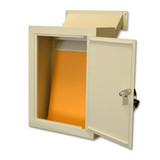 Protex Wall Drop Box w/ Adjustable Chute