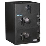 Large Top Loading Dual-Door Depository Safe