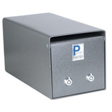 Counter Drop Box With Tubular Lock