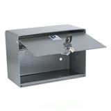 Wall Mounted Drop Box With Tubular Lock