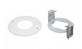 Flush Mount Kit (Sony Network and Analog Minidome Cameras)