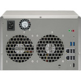 QNAP 6-Bay 12CH NVR with Built-In VMS
