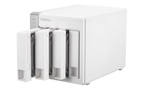 QNAP 4-Bay Personal Cloud NAS for Small and Home Offices with DLNA