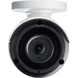 4K Ultra HD 8.0-Megapixel Outdoor Network Bullet Camera with Audio