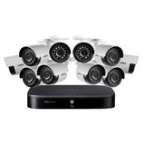 1080p HD 16-Ch DVR 2TB & Ten 1080p Night Vision Cameras