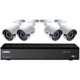 4MP Super HD 4-Ch 4-Cam Security System