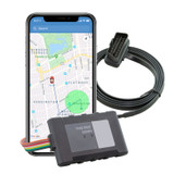LiveWire 4 GPS Tracker w/OBD Connector