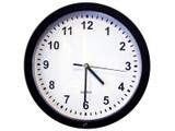 Xtreme Life 4K Wall Clock with Bonus Battery