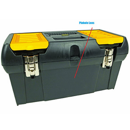 Tool Box Hidden Camera with B-Link Onboard