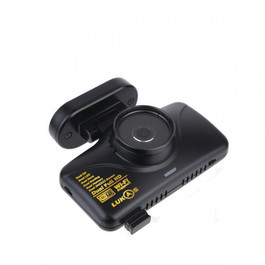 Lukas Dual Lens Dash Camera With WiFi And GPS (8GB+8GB)