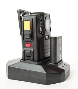 PatrolEyes 1296P HD GPS Auto IR Police Body Camera DV5 2