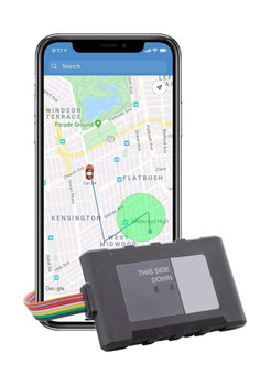 Livewire 4G GPS Vehicle Tracker