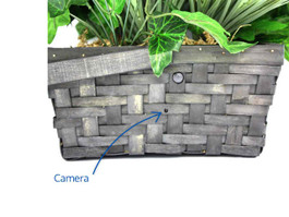 Xtreme Life 4K Plant Hidden Camera