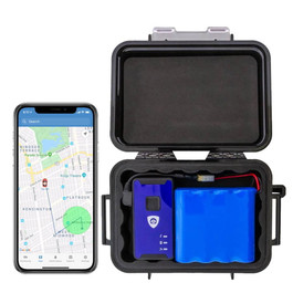 140-Day 4G Magnetic GPS Tracker