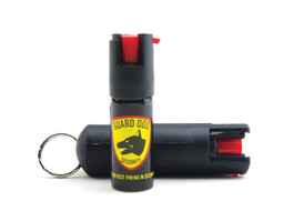 Miniature Hard Case Pepper Spray