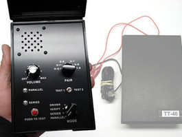 TT-46 Advanced Wiretap Detector