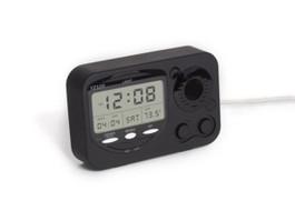 Nest Cam LCD Alarm Clock Enclosure