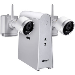 1080p Full HD 2 Cameras Wire-Free Security System