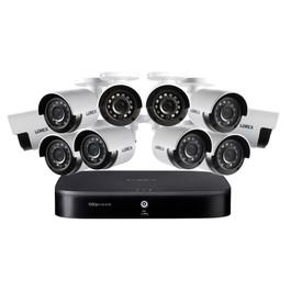 1080p HD 16-Ch DVR 2TB & Ten 1080p Night Vision Cameras