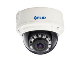 FLIR DNV14TL2 Varifocal IR Vandal-Proof Dome IP Camera