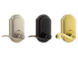 Kwikset BD99120 ZWave Smartkey Motorized Lever Lock