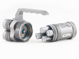 Icon 3000 Lumen Tactical Flashlight