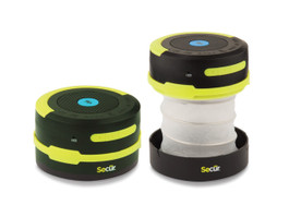 Secur SP-5004 Bluetooth Speaker with Lantern & Flashlight