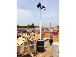 Eye Trax Barrel Mounting Pole System