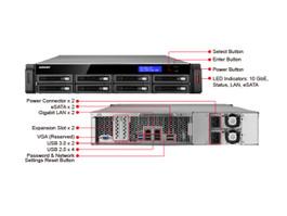 QNAP Pro+ 32CH 2U VioStor NVR
