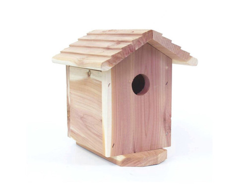 Birdhouse Hidden Camera with B-Link OnBoard