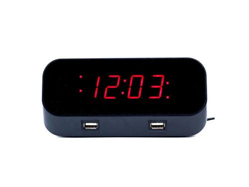 Alarm Clock WiFi HD Hidden Camera