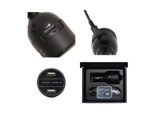 HD Car Charger Hidden Camera