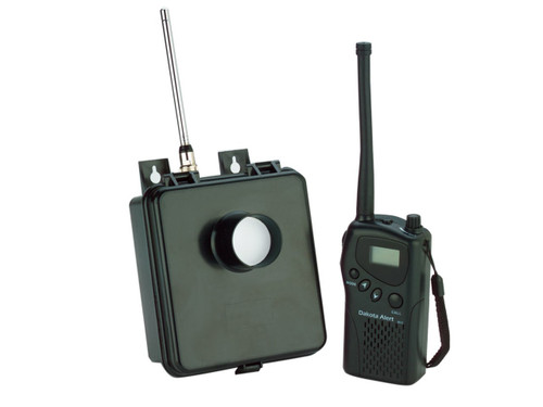 MURS Motion Detector with Handheld Transceiver
