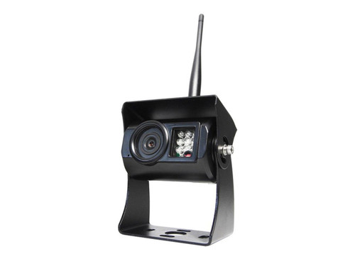 "7"" Wireless Monitor for Vehicles with Built-in DVR 4 Camera System"