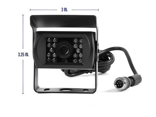 150° Night Vision Vehicle Camera