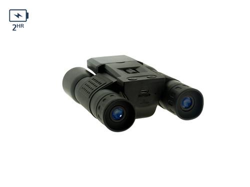 Rugged Binocular With DVR