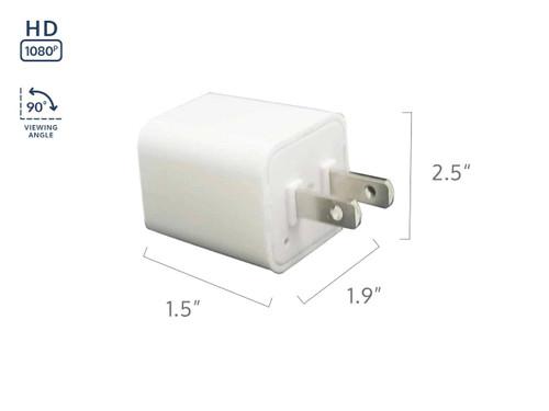 Miniature Phone Charger Hidden Camera