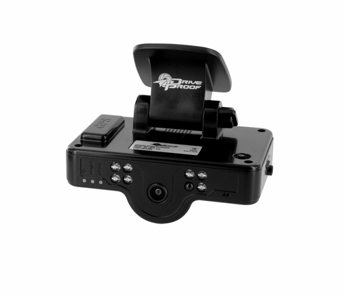 Dual Car Cam with Max Storage