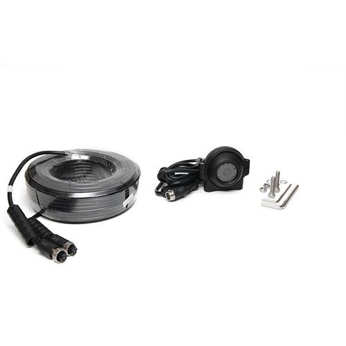 150° Backup Camera With 10 Infra-Red Illuminators
