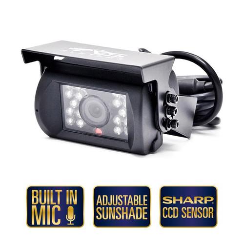 Full HD 130° Backup Camera | 18 infra-Red Illuminators | RVS-770613-HD