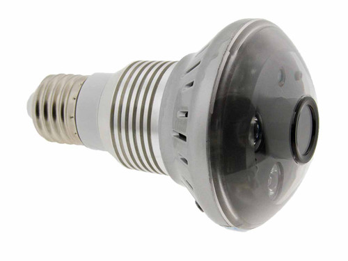 Light Bulb Hidden Camera